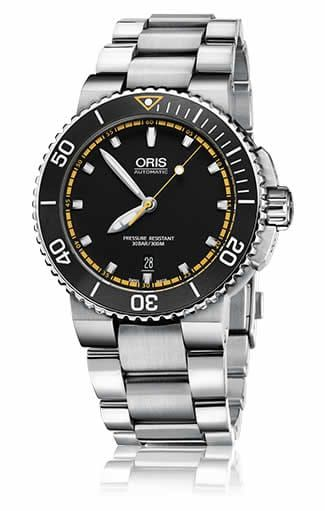 Replica ORIS AQUIS DATE 01-733-7653-4127-07-8-26-01PEB watch for sale