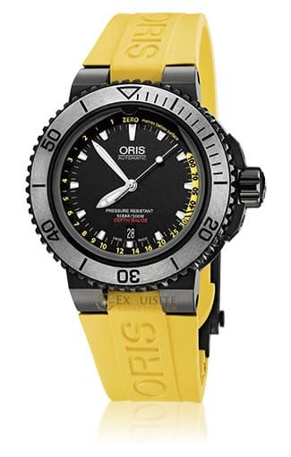 Replica ORIS AQUIS DEPTH GAUGE 01-733-7675-4754-SET-RS watch for sale