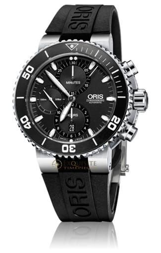 Replica ORIS AQUIS CHRONOGRAPH 01-774-7655-4154-07-4-26-34EB watch for sale