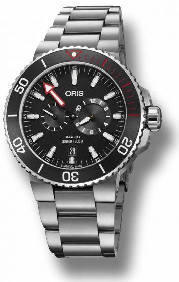 Swiss Luxury Replica ORIS AQUIS REGULATEUR DER MEISTERTAUCHER 01 749 7734 7154-SET watch 01-749-7734-7154-set