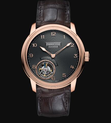 Parmigiani Fleurier Toric Tourbillon Replica Watch PFH479-1600200-HA1241