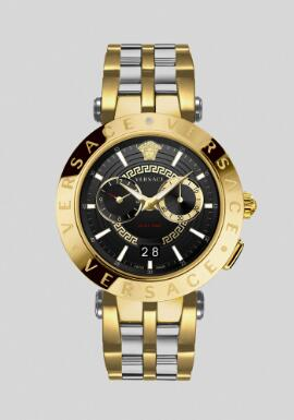 Cheap Versace Watches Price Review V-Race Watch Replica sale for Men PVEBV005-P0019