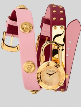 Cheap Versace Watches Price Review Medusa Lock Icon Watch Replica sale for Women PVEDW003-P0019
