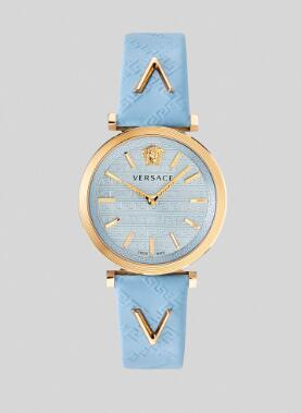 Cheap Versace Watches Price Review V-Twist Watch Replica sale for Women PVELS003-P0019