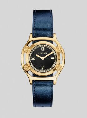 Cheap Versace Watches Price Review Medusa Frame Watch Replica sale for Women PVEVF008-P0020