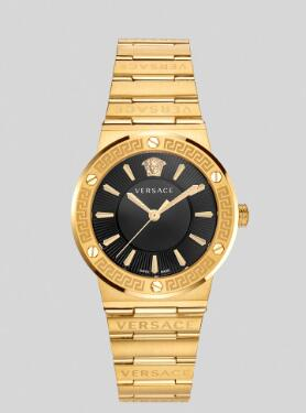 Cheap Versace Watches Price Review Greca Logo Watch Replica sale for Women PVEVH008-P0020