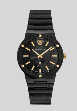 Cheap Versace Watches Price Review Greca Logo Watch Replica sale for Men PVEVI006-P0020