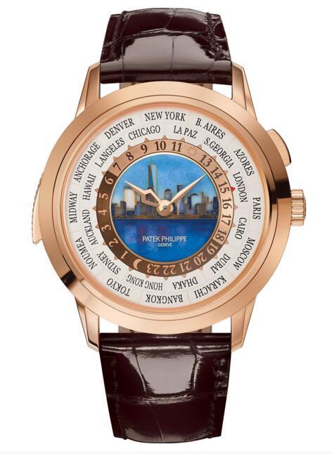 Cheap Sale Patek Philippe World Time Minute Repeater 5531 5531R-001 watch