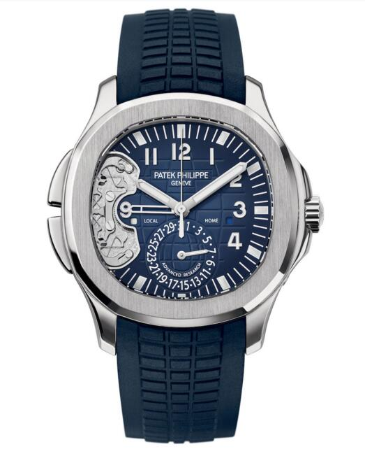 Cheap Sale Patek Philippe Advanced Research Aquanaut Travel Time Ref. 5650G 5650G-001 watch