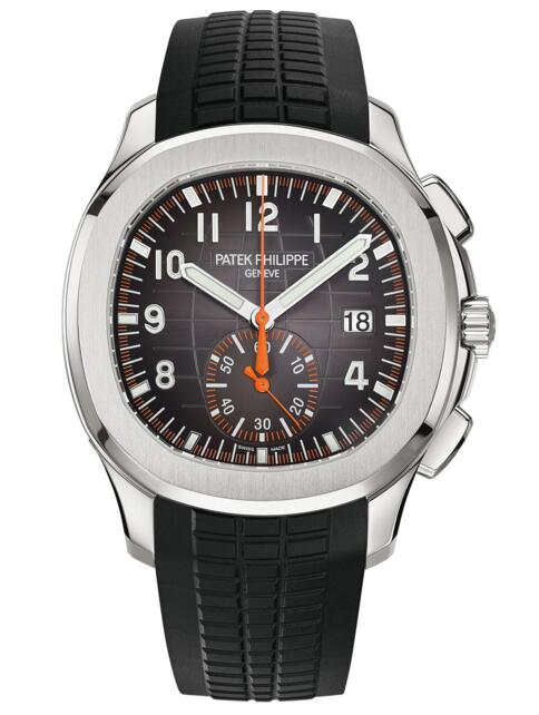 Buy luxury replica Patek Philippe Aquanaut 5968A 5968A-001 watch
