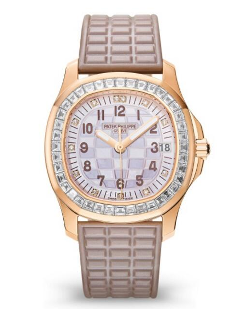 Buy Patek Philippe Aquanaut Luce Haute Joaillerie Watch 5072R-001 Price