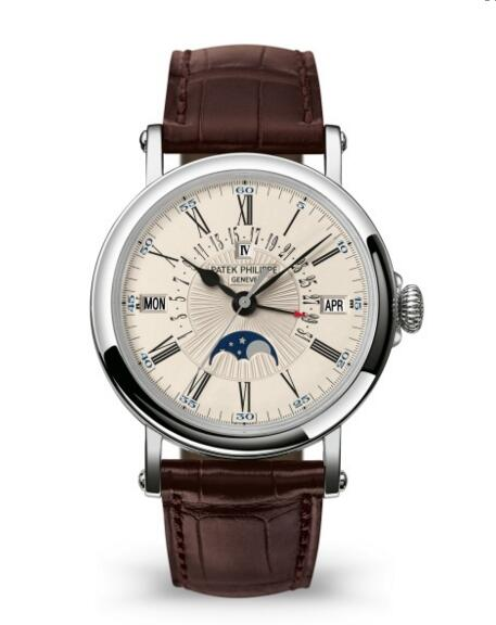 Buy Patek Philippe Grand Complications Perpetual Calendar White Gold 5159G-001 Price