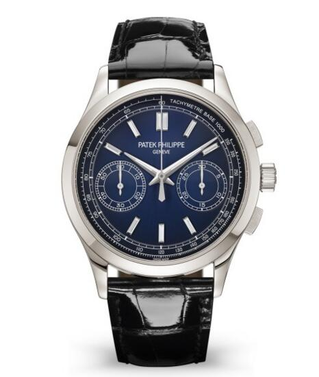 Buy Patek Philippe Replica Complications Platinum Chronograph Watch 5170P-001