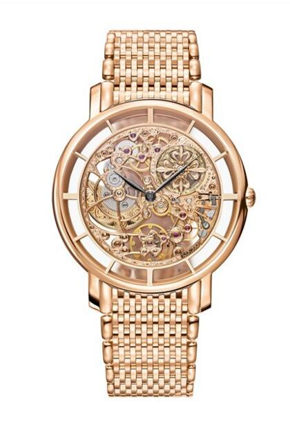 Patek Philippe Complications Rose Gold Skeleton Watch 5180/1R-001 Review
