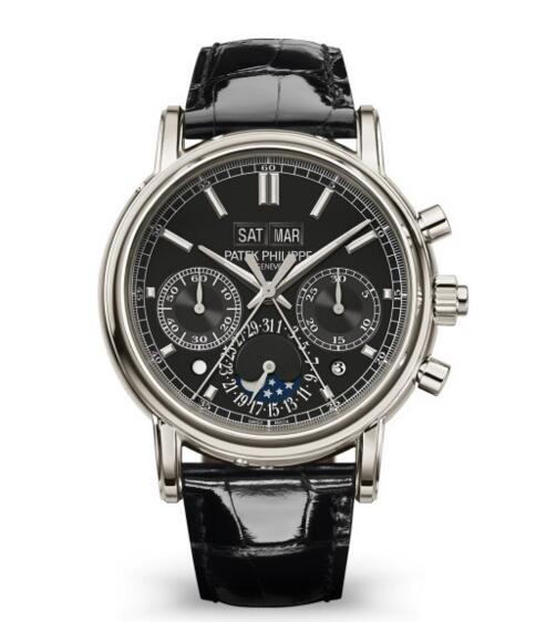 Buy Patek Philippe Grand Complications Platinum Chronograph 5204P-011 watch Price