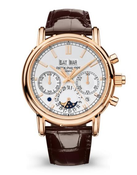 Buy Patek Philippe Grand Complications Split-Seconds Chronograph 5204R-001 watch Price