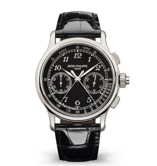 Buy Patek Philippe Grand Complications Black Split-Seconds Chronograph 5370P-001 watch Price