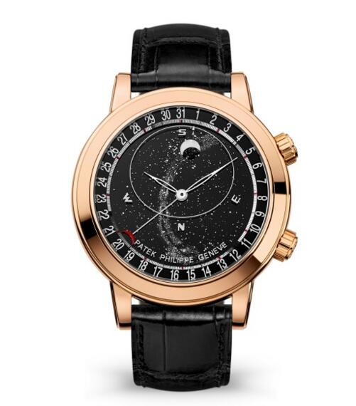 Patek Philippe replica Grand Complications Rose Gold Celestial Watch 6102R-001 watch
