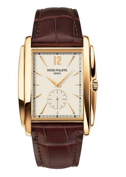 Buy Patek Philippe Gondolo Small Seconds Yellow Gold Watch 5124J-001