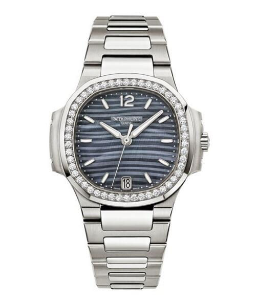 Wholesael Patek Philippe Nautilus Stainless Steel Blue Dial Watch 7018/1A-010