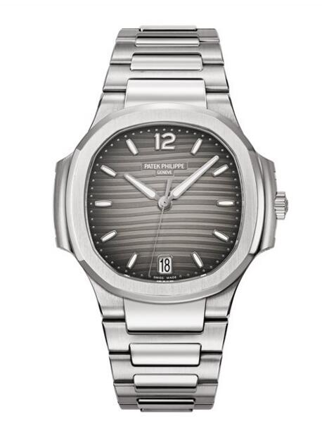 Wholesael Patek Philippe Nautilus Ladies Gray Dial Stainless Steel 7118/1A-011 watch