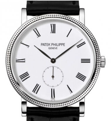 Replica Patek Philippe Calatrava 5116G-001 replica Watch