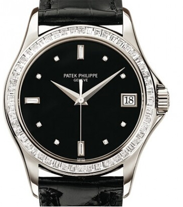 Replica Patek Philippe Calatrava 5118P-001 replica Watch