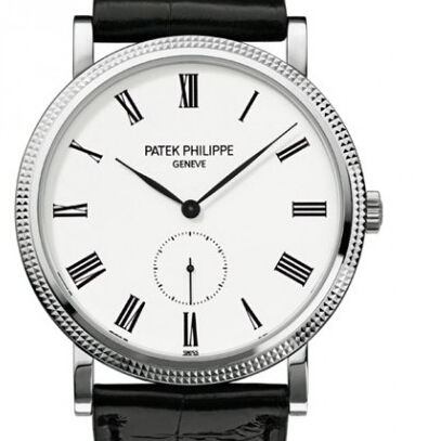 Replica Patek Philippe Calatrava 5119G-001 replica Watch