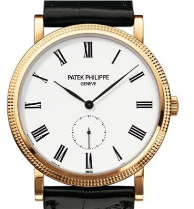 Replica Patek Philippe Calatrava 5119J-001 replica Watch
