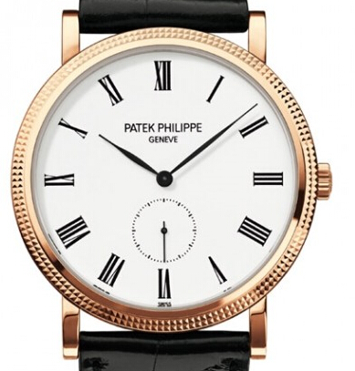 Replica Patek Philippe Calatrava 5119R-001 replica Watch