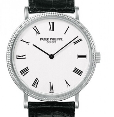Replica Patek Philippe Calatrava 5120G-001 replica Watch