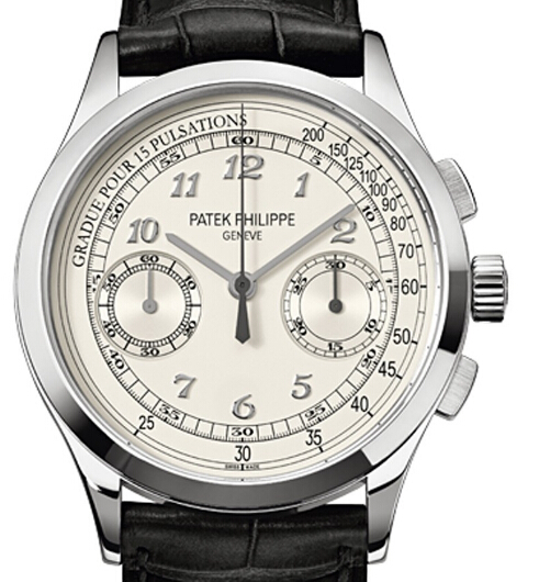 Replica Patek Philippe Complications Chronograph 5170G-001 replica Watch