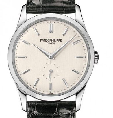 Replica Patek Philippe Calatrava 5196G-001 replica Watch