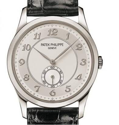 Replica Patek Philippe Calatrava 5196P-001 replica Watch