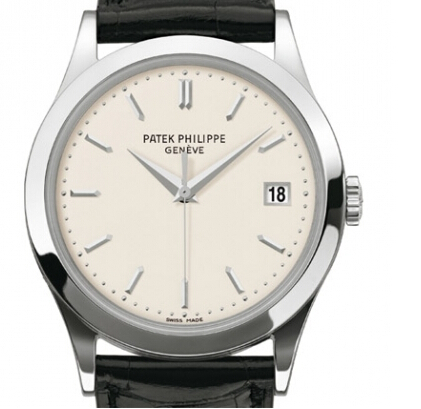 Replica Patek Philippe Calatrava 5296G-010 replica Watch