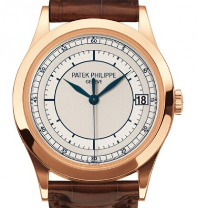 Replica Patek Philippe Calatrava 5296R-001 replica Watch