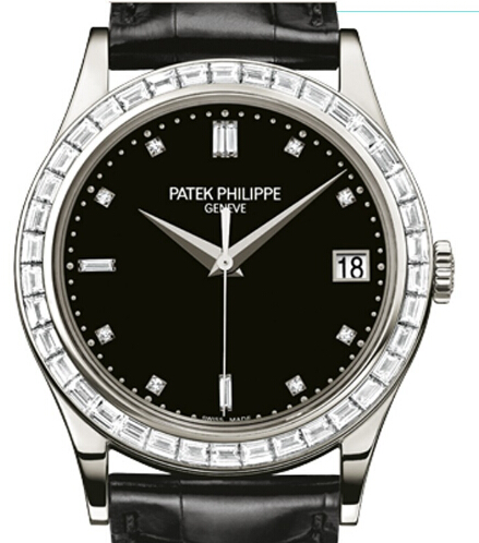Replica Patek Philippe Calatrava 5298P-010 replica Watch