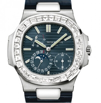 Replica Patek Philippe Nautilus 5722G-001 replica Watch