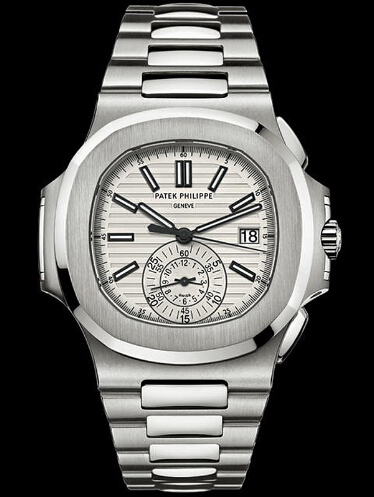 Replica Patek Philippe Nautilus Chronograph Stainless Steel 5980/1A-019 replica Watch