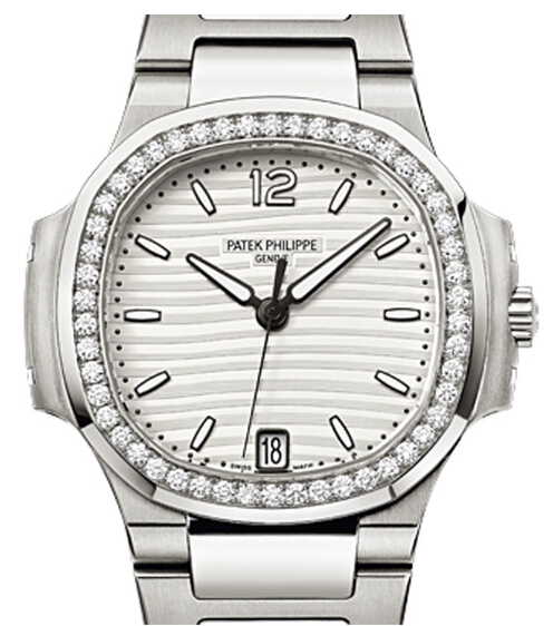 Replica Patek Philippe Ladies Automatic Nautilus 7018/1A-001 replica Watch