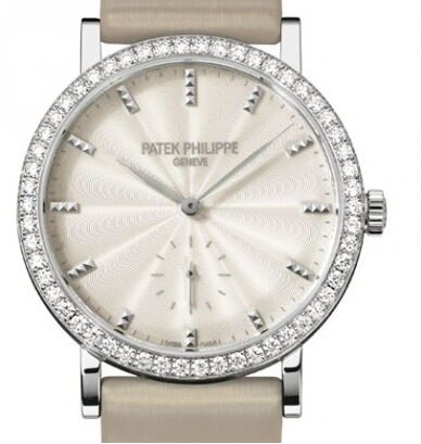 Replica Patek Philippe Calatrava 7120G-001 replica Watch