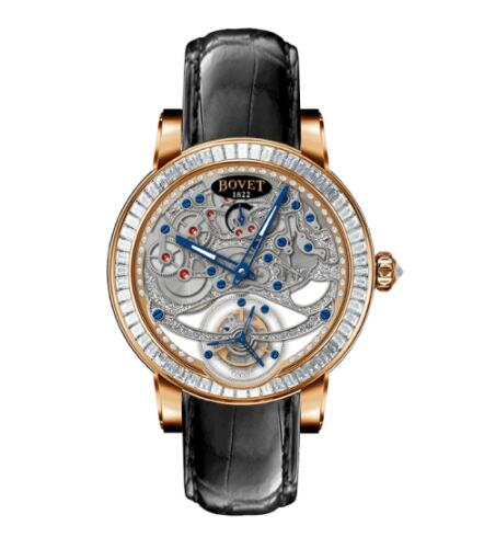Bovet Dimier Watch Replica Récital 0 (41mm) R041001-SB1SD5