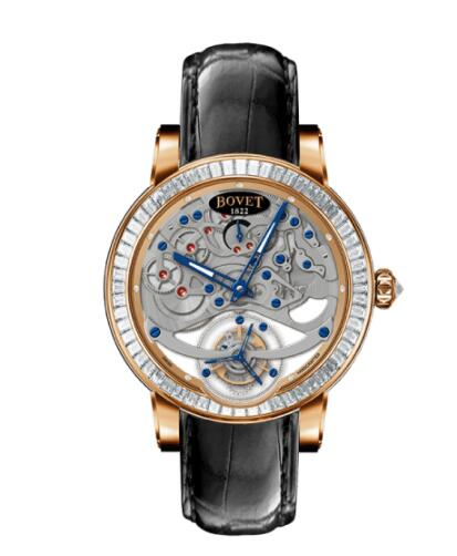 Bovet Dimier Watch Replica Récital 0 (41mm) R041003-SB1