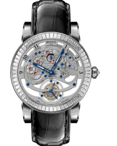 Bovet Dimier Watch Replica Récital 0 (45mm) R045004-SB1
