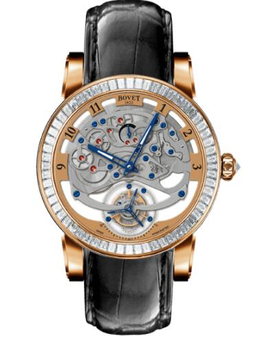 Bovet Dimier Watch Replica Récital 0 (45mm) R045005-SB1