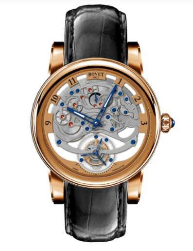 Bovet Dimier Watch Replica Récital 0 (45mm) R045005