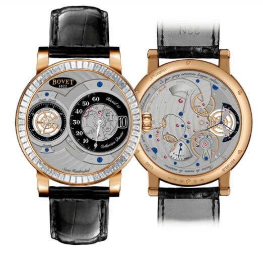 Bovet Dimier Watch Replica Récital 15 R150001-SB1