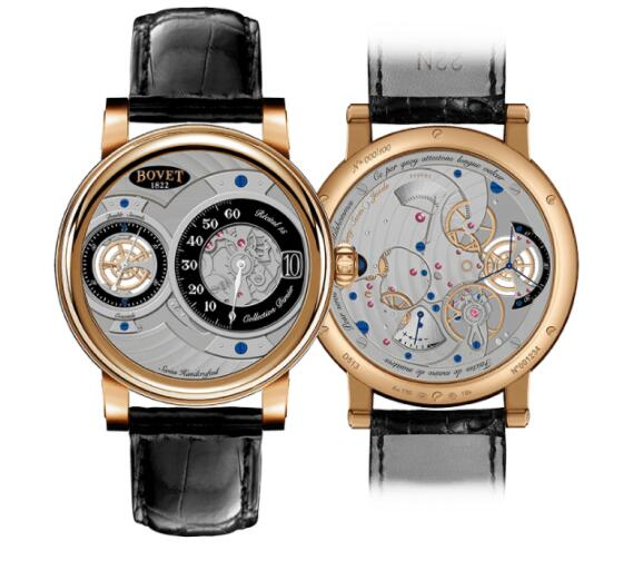 Bovet Dimier Watch Replica Récital 15 R150001
