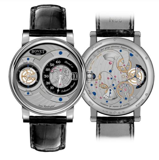 Bovet Dimier Watch Replica Récital 15 R150002