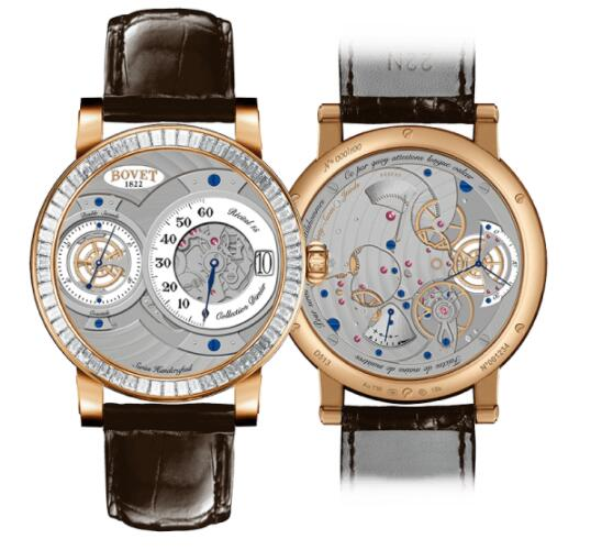 Bovet Dimier Watch Replica Récital 15 R150003-SB1